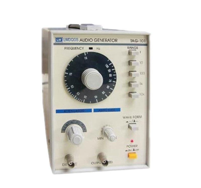Brand New 10Hz-1MHz Audio / Low Signal Generator TAG-101 10hz 1mhz low frequency function signal audio generator producer rek rag101