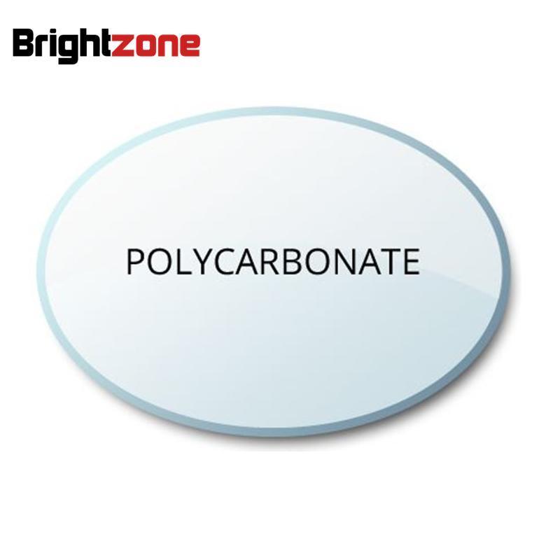1.558 Ultra-Tough Anti-impactive Anti-break Polycarbonate Rx Lenses Myopia/Hyperopia/Astigmatism Best For Rimless & Sport frame