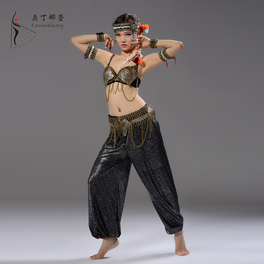 89f384c9a4a Big Discount 2015 Belly Dance Top Bra Belt Performan Dance Top Tribal Belly  Dance Primary design Tribal Costume Triangular Unique bulging For Sale at  ...