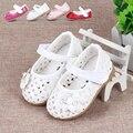 Infantil Niños Chicas Zapatos de Polo Bebé Artículos Botinhas De Menina Botas Primer Caminante Zapatos Del Niño Suaves Del Bebé Mocasines 503074