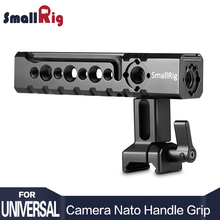 SmallRig Camera / Camcorder Action Stabilizing NATO Handle Adjustable Aluminum Top Grip For Sony A6500 A6300 Cage – 1955