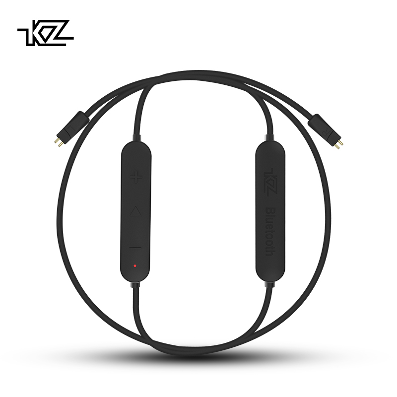 KZ IPX5 Waterproof Aptx Bluetooth Module Adapter Wireless Bluetooth Earephone Cable Detachable 2PIN 0.75mm/MMCX Interface