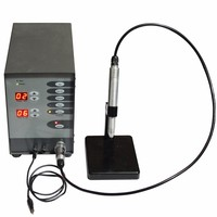 High Power jewelry and dental Stainless steel Spot Welding Machine Automatic Numerical Control touch welder pulse argon arc