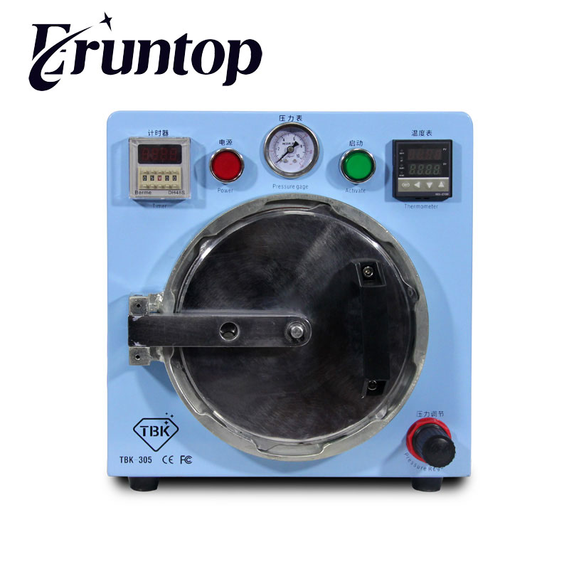 Autoclave LCD OCA Bubble Remove Removing Machine Remover Equipment Repair need Extra Air Compressor  mobile phone lcd screen stand for autoclave oca bubble removing machine for iphone sumsung htc lcd repair