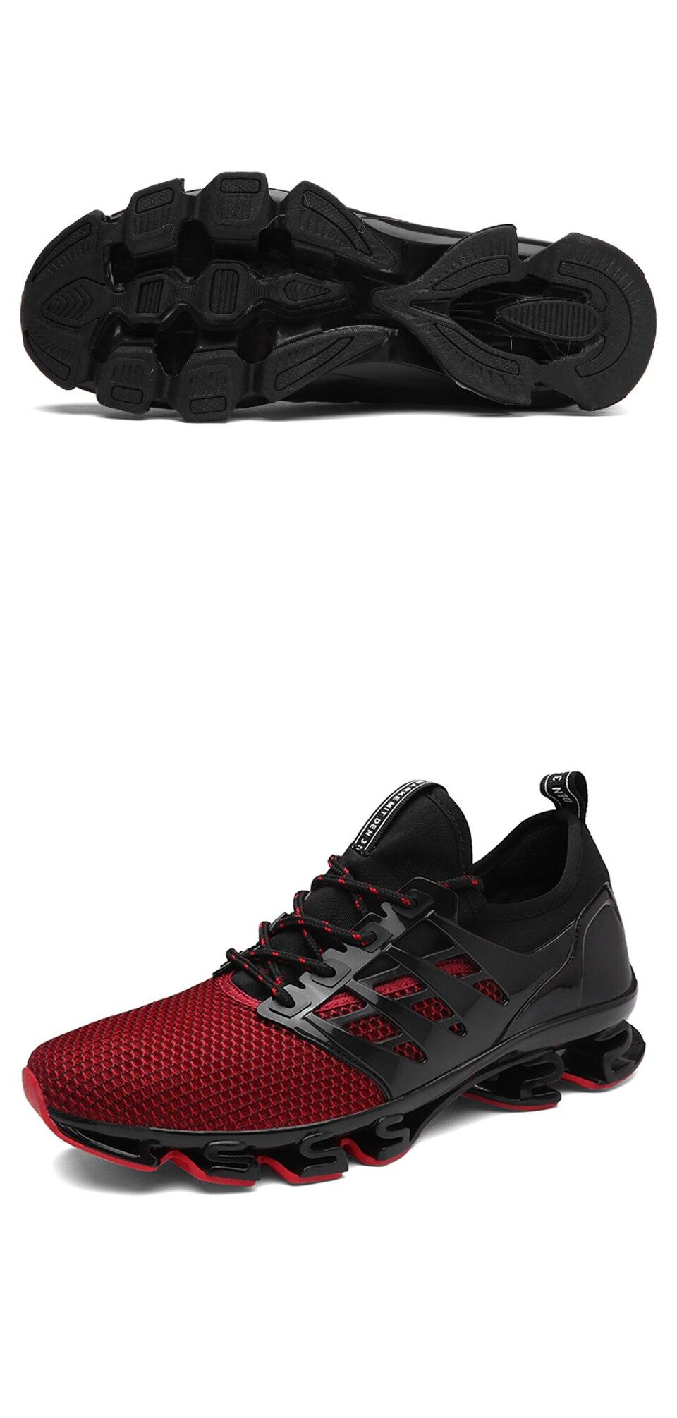 reputable site 04e21 323e4 Acheter 2018 Nouveau Sport Hommes Sneakers Running Chaussures De ...