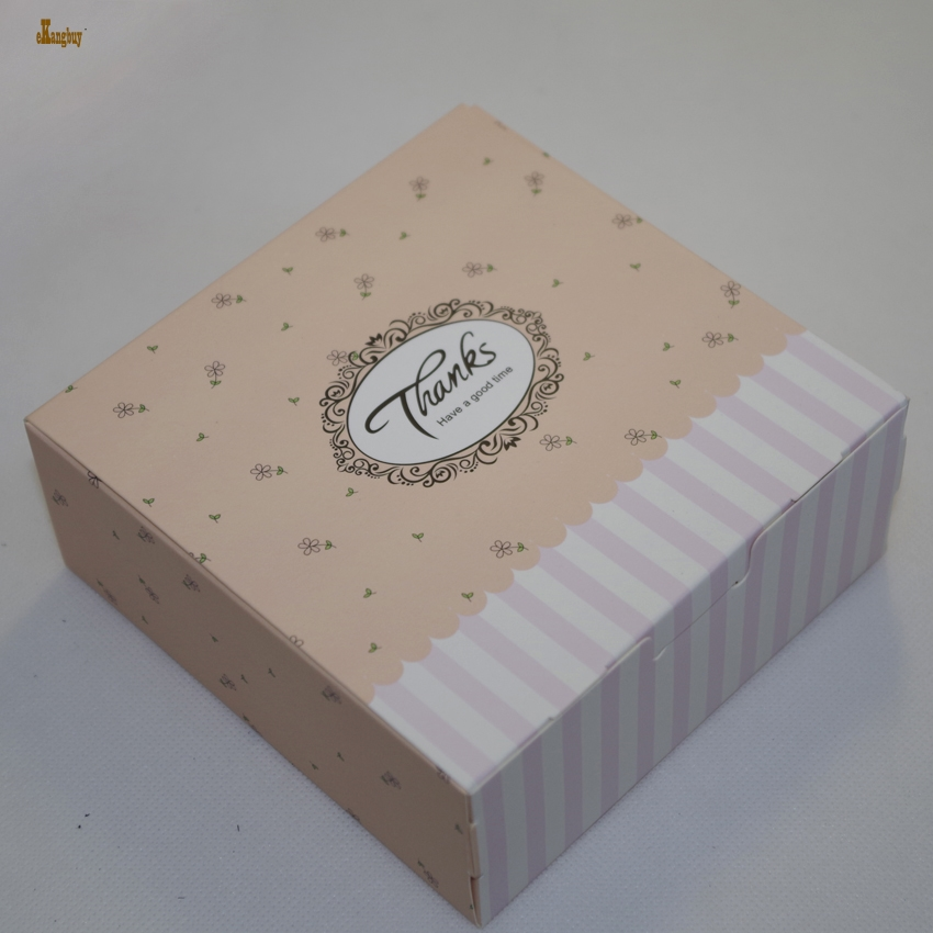 Wooden Wedding Cake Boxes
