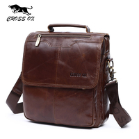 CROSS OX 2017 Spring New Arrival Genuine Leather Genuine Leather Men S Bag Shoulder Bags For