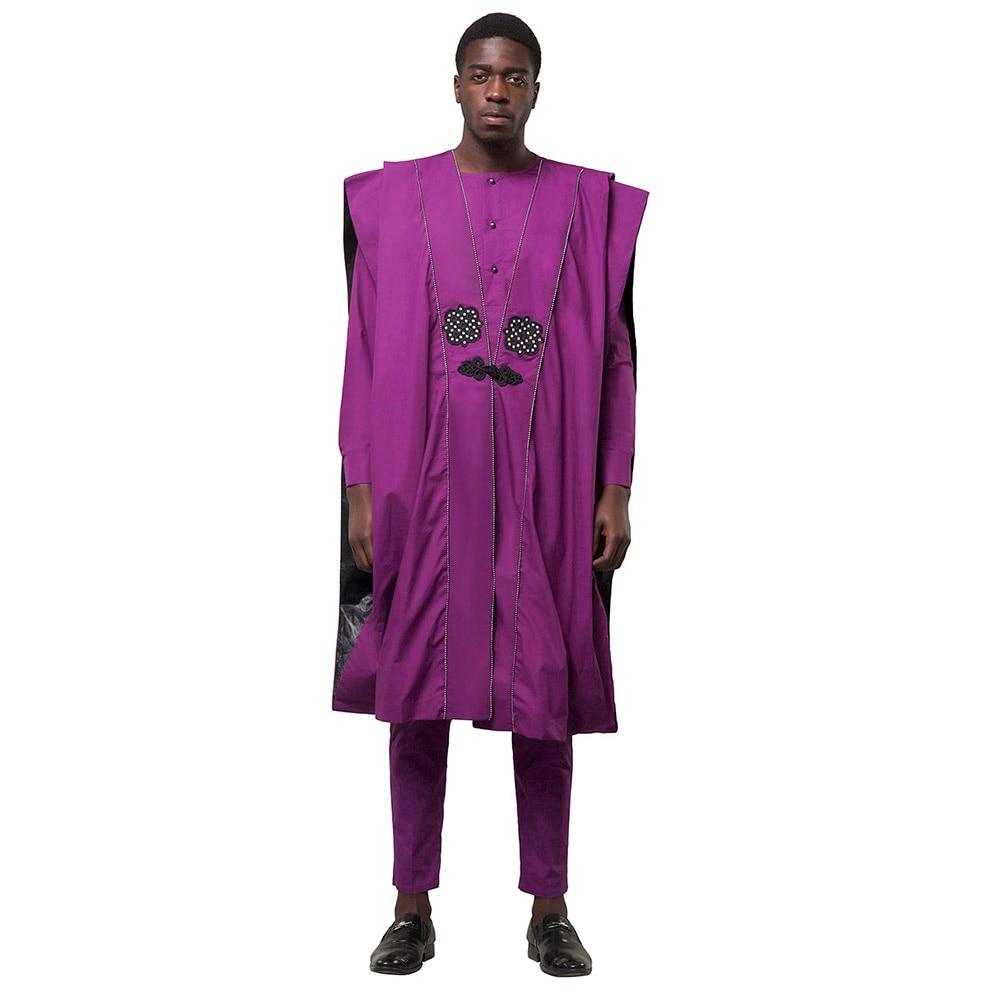 2019 nouveau populaire grande taille chemise pour hommes Style africain à manches longues imprimé chemises camisa africana robes africaines pour hommes