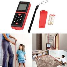 Best Buy Laser Distance Meter Ultrasonic Beam Pointer Digital LCD Tape Measure Range Laser distance New