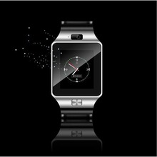 Smartwatch DZ09 Wearable Devices Bluetooth font b Smart b font Wrist Watches Digital Support SIM TF