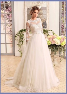 43bd80ed6100 Summer Style Lace Long Sleeve Wedding Dresses 2016 V Neck A Line Lace  Wedding Dress Beading Beach Bridal Gowns