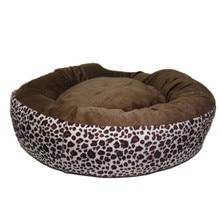 Leopard Printed New Warm Pet Mats Fashion Warm Cat Nap Waterproof Hand Wash Dogs Sofas Pet Accessories