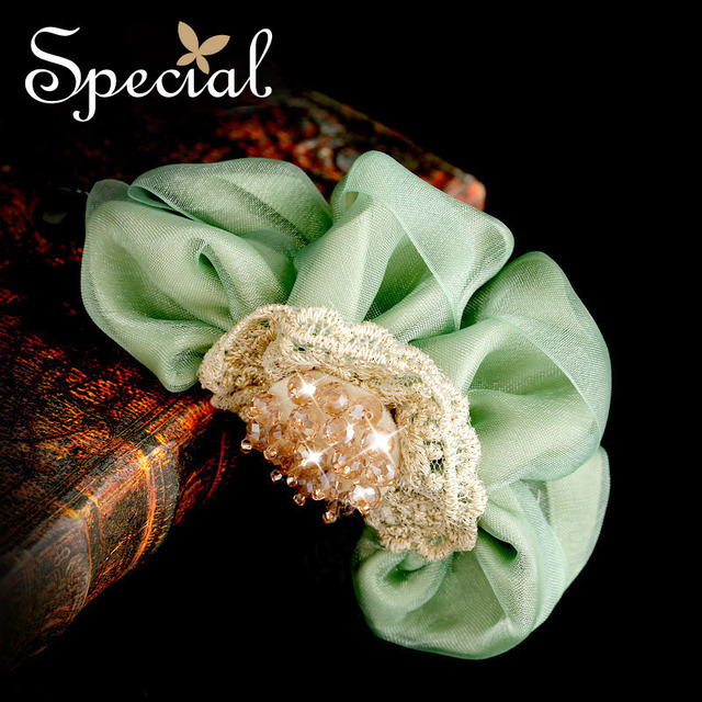 Special Brand Bridal Hairwear Jewelry Wedding Hair Accessorie Handmade Women Hair Pins & Clip 2017 New Gifts for Women FS141124