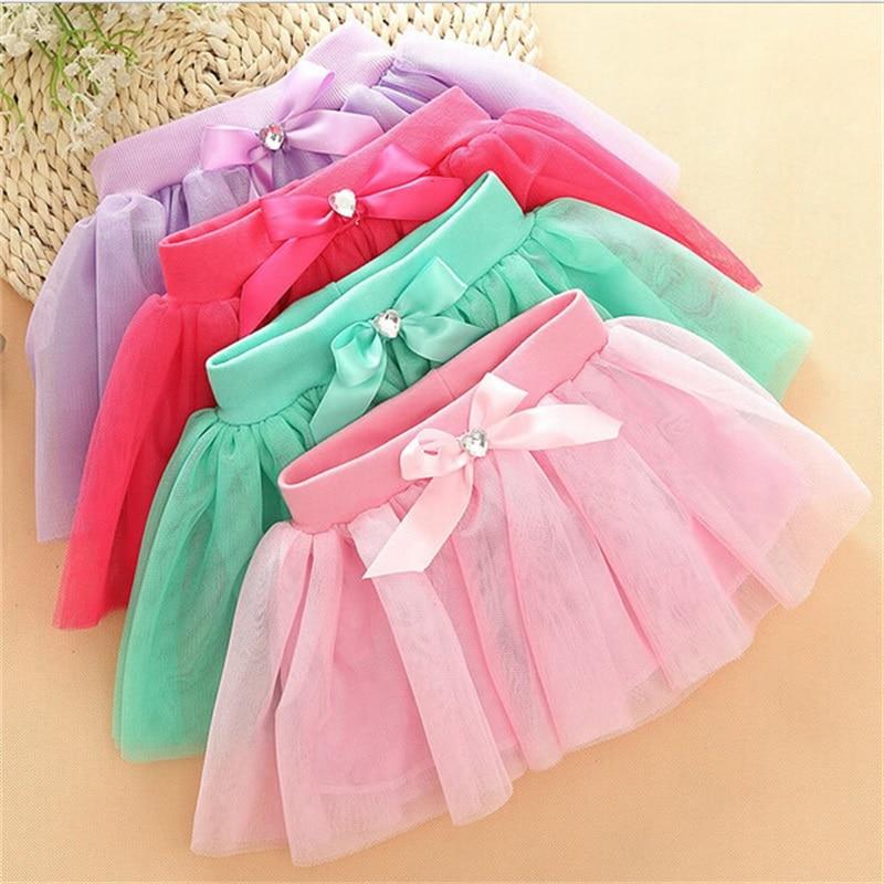 256778c6ff 2015 nuevo arco iris Tutu Bow tul muchachas de la falda Multicolor luz  faldas para las niñas Cozy Rainbow Tutu en Faldas de Mamá y bebé en  AliExpress.com ...