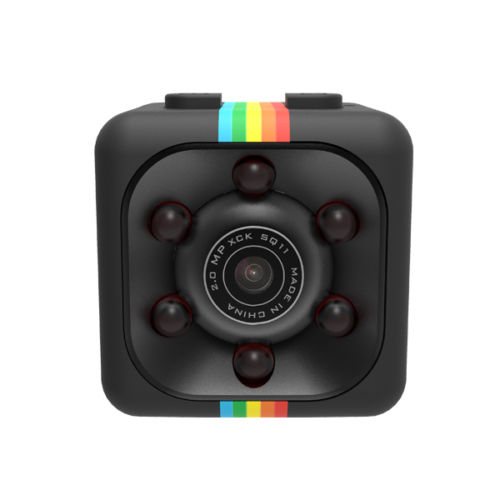 SQ11 di Sport Macchina Fotografica di Azione di 12MP 1080 p full HD 30fps Mini DV Visione Notturna Videocamera Cam Car Video Recorder DVR con Staffa di Clip