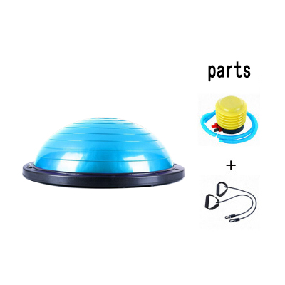 Perfect yoga ball with pump stress balls with string half balance ball trainer - 6