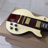 Best NEW!High Quality guitar electric Guitar stock Electric Guitar milk white