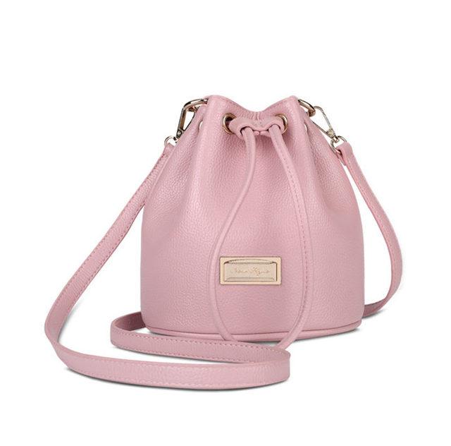 Cubo bolsa chispaulo nuevo 2017 mujeres bolsa de hombro bolsa de mensajero del bolso de cuero envío gratis