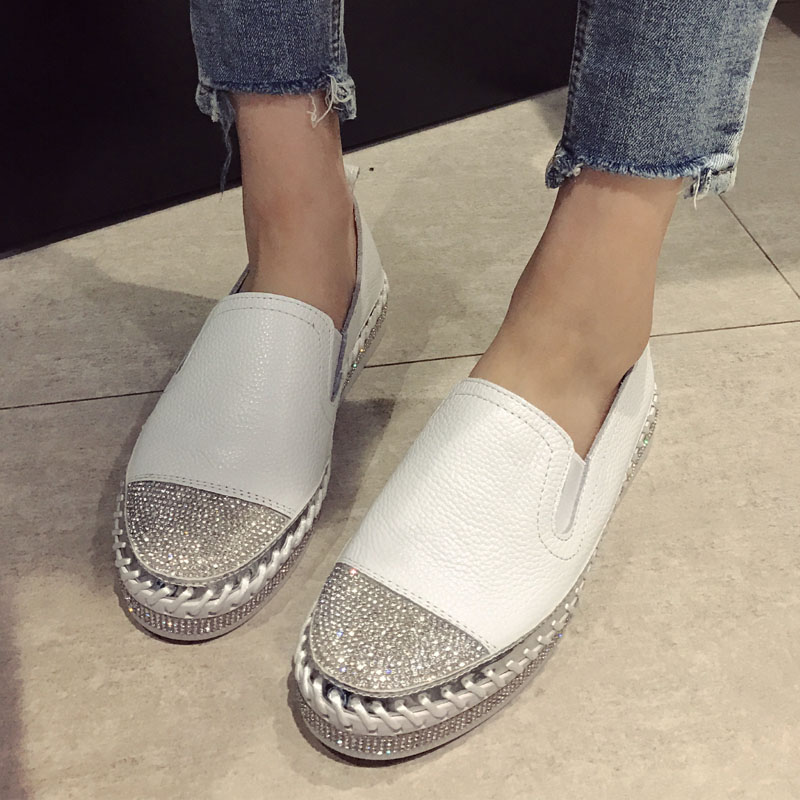 Leather Flat for Women - 2 Colors 2
