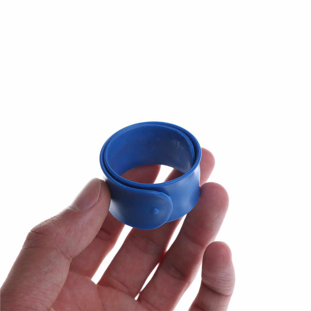 6Pcs Braccialetti Slap Wristband di Modo Del Partito Della Cinghia di Polso Per I Bambini dei Capretti di Vacanza Della Spiaggia Favori di Partito