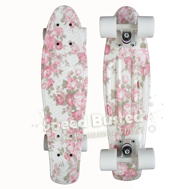 New Pastel Flower Peny Board Mint 22