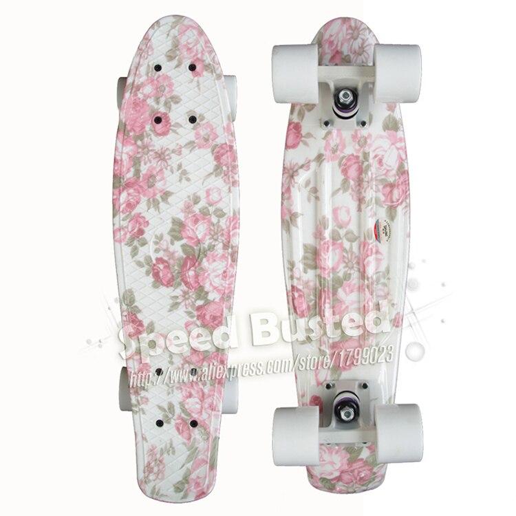 New Pastel Flower Peny Board Mint 22