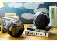 Creative DIY Scratch Off Map Travel Scratch World Map Globe as Home decor Gift Globe Puzzle Map Jigsaw DIY Assemble Vertical