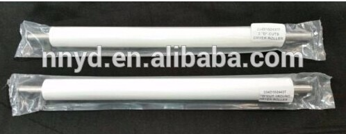 DRYER SQUEEGEE ROLLER For FUJI FRONTIER 340 minilab 334D1024377 / 334D1024437 (SET OF TWO) fuji frontier 330 minilab circulation pump used
