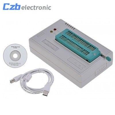 TL866II плюс высокая Скорость программист Обновлено MiniPro универсальный программатор USB EPROM EEPROM FLASH Высокая производительность нового