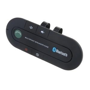 Image 5 - Kebidu بلوتوث 4.1 متعدد النقاط مكبر الصوت مشغل MP3 باس ستيريو AUX سيارة عدة سماعة لا يدوية جهاز استقبال للموسيقى لاعب