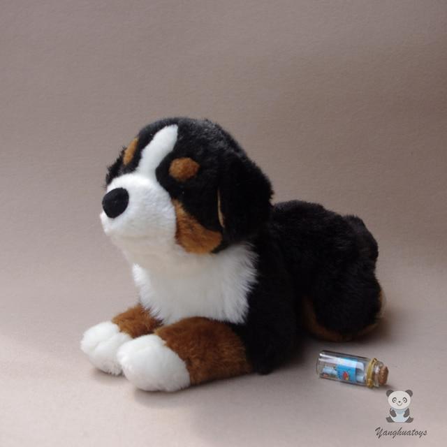 Stuffed Big Toy Children Dolls Simulation Bernese Mountain Dogs