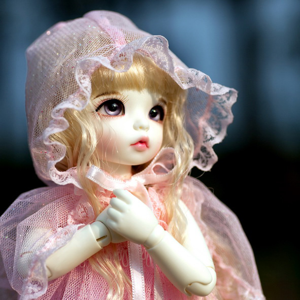 Free makeup&eyes included!TOP quality 1/6 bjd baby doll fairyland LittleFee Ante Luna Bisou sleepy face best gifts art cute full set top quality 60 cm pvc doll 1 3 girl bjd wig clothes shoes all included night lolita reborn baby doll wedding price shas
