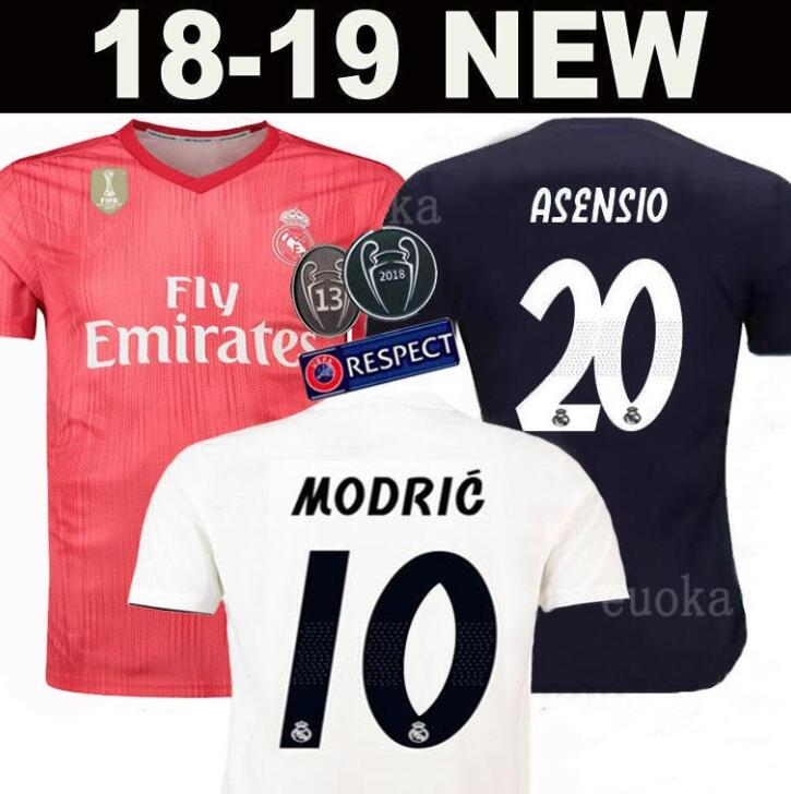 Buy real madrid jersey men and get free shipping on AliExpress.com 4c049413b