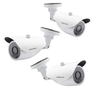 Image 2 - NINIVISION Hot HD 4MP IMX322 AHD 4MP System CCTV AHD Camera Outdoor Waterproof Small Metal Bullet IR 4MP Security Surveillance