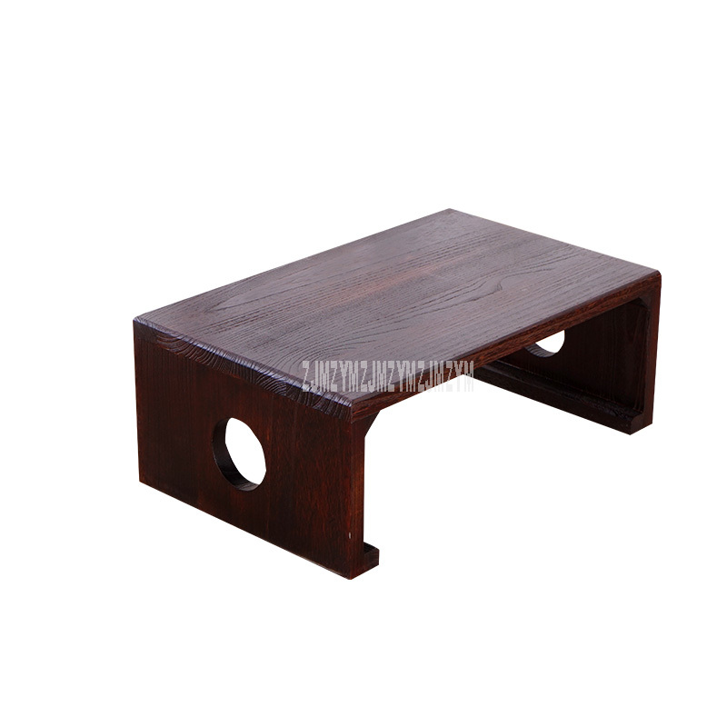 Magnificent Japanese Style Tea Table Rectangle Solid Wood Antique Furniture Living Room Traditional Wooden Laptop Desk Floor Low Side Table Home Interior And Landscaping Synyenasavecom