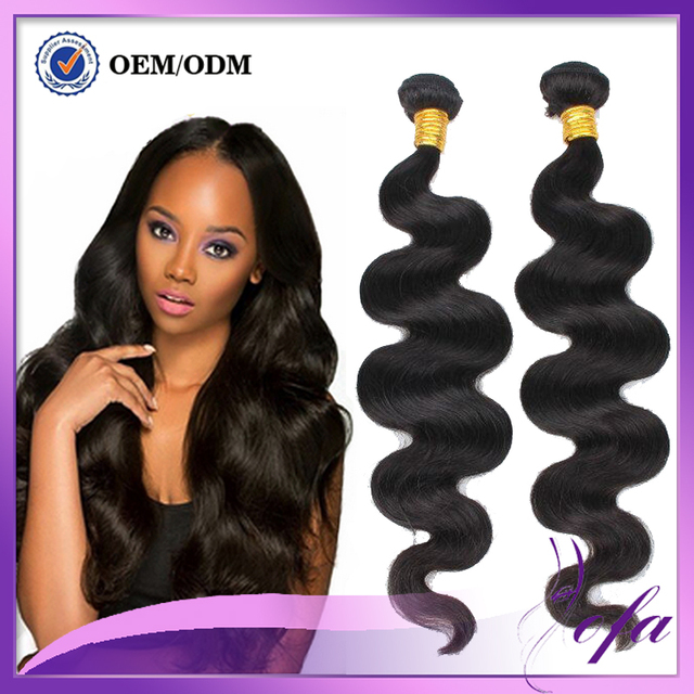 26 Inch Human Hair Extensions Remy Hair Bundles Body Wave Great