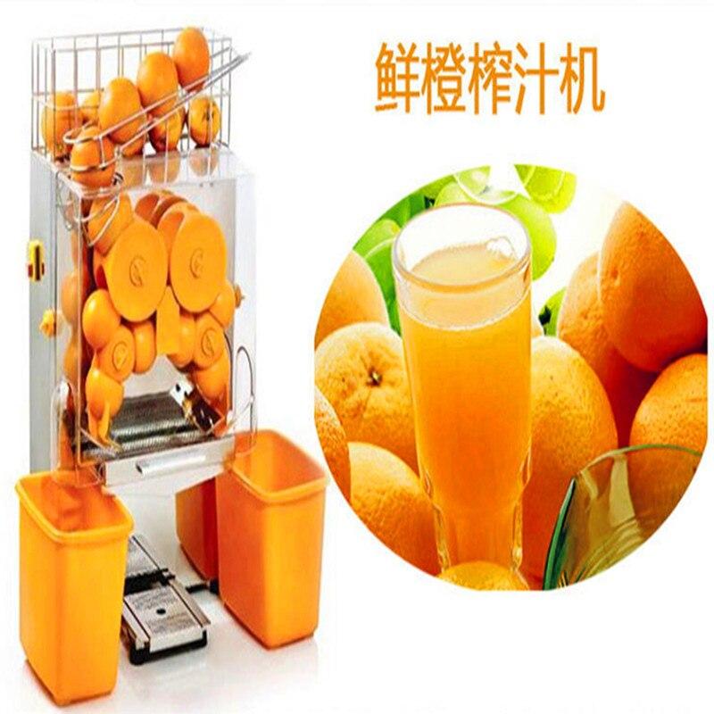 Automatisk apelsinjuice frisk apelsinjuice extrakt citronsaftjuice ZF