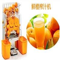 Espremedor de suco de laranja saudável automático extrator de suco de laranja máquina de suco de limão zf|machine metal|juice maker machine|juice machine dispenser -
