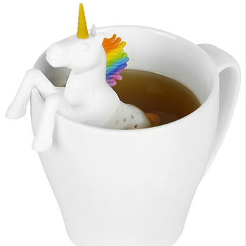 Diffuseur de thé en forme de licorne 1