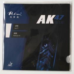 Palio AK47 AK-47 AK 47 синие матовые прыщи в пинг-понг Настольный теннис Резина с губкой 2015 горячая Распродажа 2,2 мм H38-40