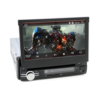 6 2 Inch Android 6 0 AutoRadio Stereo Single 1 Din Quad Core Universal Car Media