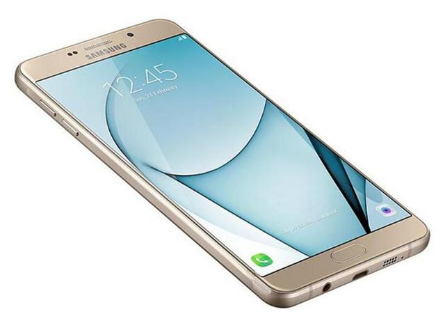 Samsung Galaxy A9 Pro 2016 Duos A910F Original Unlocked 4G LTE Dual Sim Mobile Phone 6.0″ 16MP A910F Octa Core RAM 4GB ROM 32GB