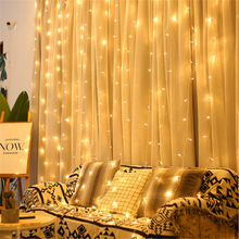 New Year 2020 Christmas Decorations for Home LED String Fairy Lights Natal Adornos De Navidad 2019 Tree Ornament Kerst