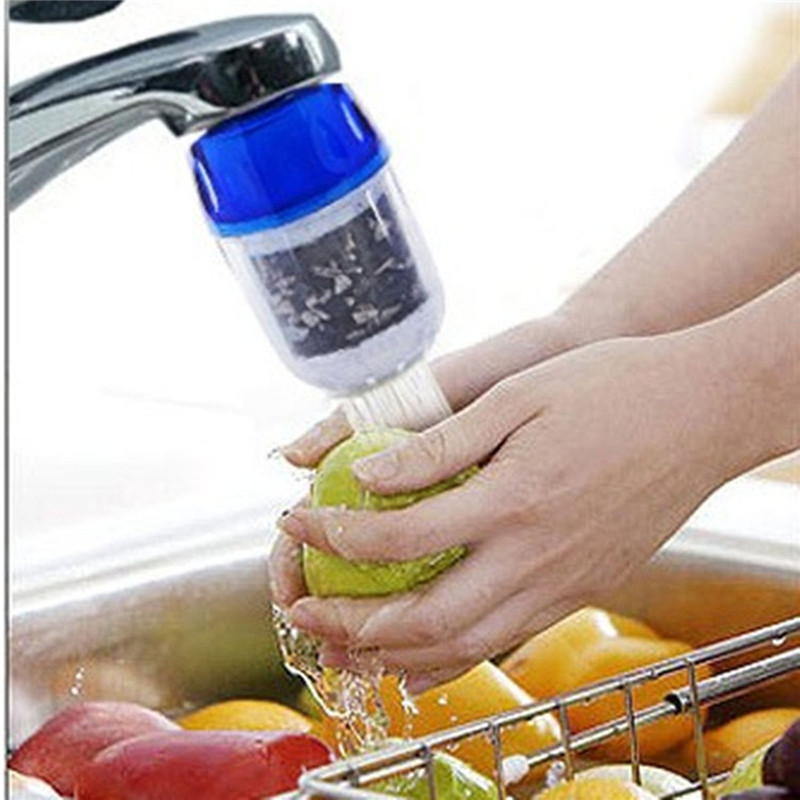 warmtoo Activated Carbon Home Kitchen Faucet Tap Water Clean Purifier Filter Cartridge High Quality