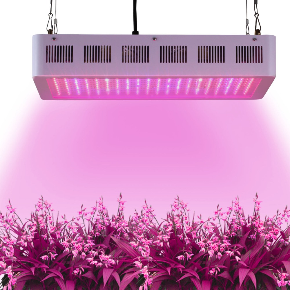 LED Grow Light 600w Full Spectrum for Hydroponic/Greenhouse/Grow Tent/Indoor Garden plants all stages growth with UV IR Lighting 5pcs lot 108w waterproof uv ir led grow light bar for greenhouse indoor garden commercial plant veg flower growth grow tent