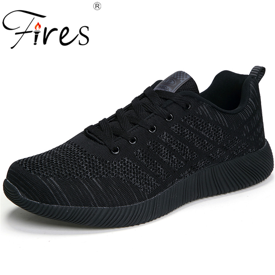 Fires Trending Shoes High Quality Sneakers For Men Sports Shoes Summer Outdoor Brand Light Running Shoes Large size 46 47 48 Eur недорго, оригинальная цена