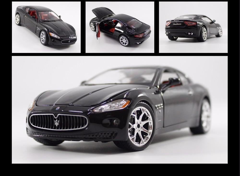 Maserati-Gran-Turism-Diecasts-Model-15