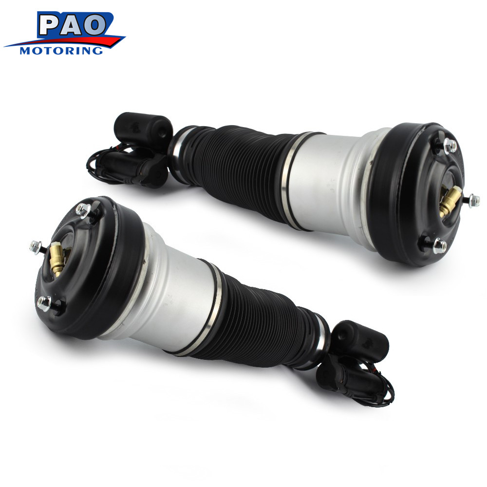 Pair Front Left and Right Air Suspension For Mercedes <font><b>Benz</b></font> <font><b>W220</b></font> S430 <font><b>S500</b></font> Air Strut Shock Air Spring OEM 2203202138 2203202238 image