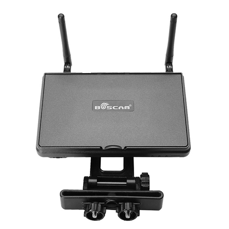High Quality Boscam D2 FPV 5.8G 32CH LCD 7 Inch Monitor FPV Monitor For DJI WLtoys RC Quadcopter Part