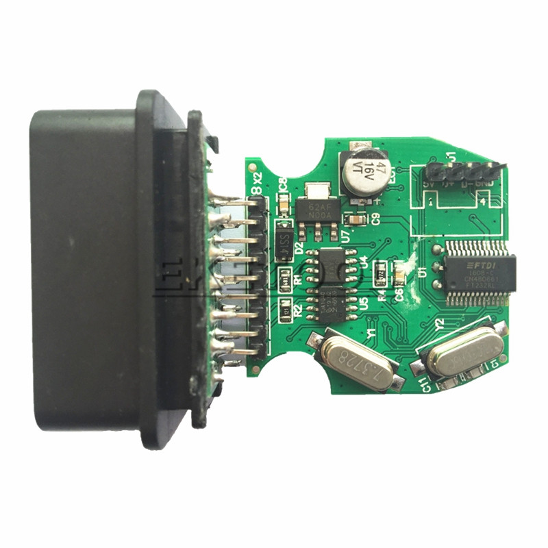FTDI PCB FOR BMW INPA K+dCAN with switch